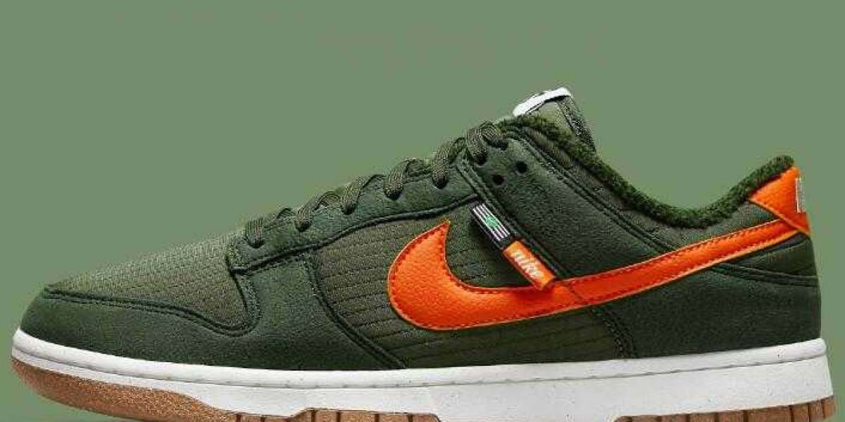 The Latest Nike Dunk Low Drop the Medium Olive Colorways